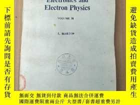 二手書博民逛書店advances罕見in electronics and electron physics volume38(P3