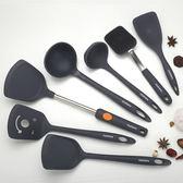 不粘鍋鍋鏟食品級硅膠鏟子不傷鍋炒菜鏟子湯勺煎鏟耐高溫廚具