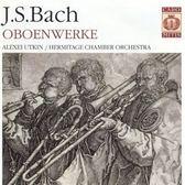 經典數位~烏特金獨奏兼指導 + 隱士室內管弦樂團Alexei Utkin & H.C.O - 巴哈:雙簧管作品(一)