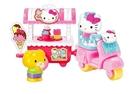 Hello Kitty 凱蒂貓 冰淇淋車 TOYeGO 玩具e哥