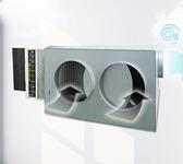 博士韋爾  BOSSWELL  新風型空氣清淨機  GA01-600