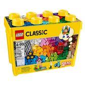 LEGO 樂高 Classic 經典系列 10698 大型創意拼砌盒桶 【鯊玩具Toy Shark】