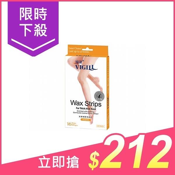 Vigill 婦潔 婦潔矢車菊除毛貼片(粗毛根專用)16片入【小三美日】$235