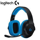 Logitech 羅技 G233 幻競之聲 有線遊戲耳機麥克風【加碼送松木耳機架】