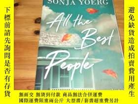 二手書博民逛書店All罕見the Best People (Sonja I. Y
