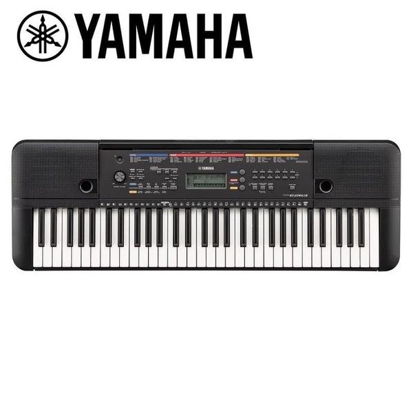 ☆唐尼樂器︵☆ YAMAHA PSR-E263 電子琴(附贈全套配件,特別加贈大延音踏板/鍵盤保養組等超值配件)