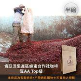 【咖啡綠商號】肯亞涅里產區蜂蜜合作社咖啡豆AATop級(半磅)