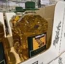 [COSCO代購] CA700186 KIRKLAND SIGNATURE 科克蘭橄欖油 每瓶3公升*2瓶入
