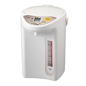 ★TIGER虎牌★日本製3.0L微電腦電熱水瓶(珍珠白) PDR-S30R-WU
