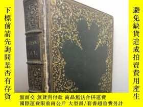 二手書博民逛書店1830年罕見ITALY, A POEM BY SAMUEL R