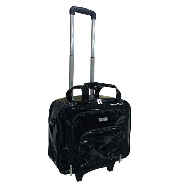 Galatea葛拉蒂 百變行動化妝箱暨旅行箱(附拉杆)加送三面鏡