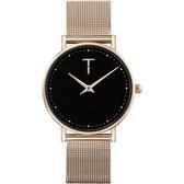 【台南 時代鐘錶 TYLOR】自由探索精神 風格多變極簡設計腕錶 TLAF008 米蘭帶 33mm