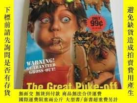 二手書博民逛書店the罕見great puke off(英文, 不好)Y2128