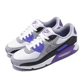 Nike 休閒鞋 Air Max 90 OG Hyper Grape 白 紫 男鞋 經典配色 運動鞋 【ACS】 CD0881-104