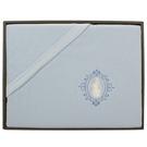 WEDGWOOD浪漫童話魔鏡公主蓋毯禮盒(粉藍)084623