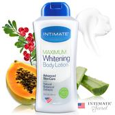 美國INTIMATE保濕潤膚乳液極致美白590ml