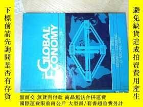 二手書博民逛書店THE罕見GLOBAL ECONOMY 全球經濟 16開Y261