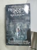 【書寶二手書T6/原文小說_MOA】Resident Evil:Apocalypse