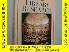 二手書博民逛書店The罕見Oxford guide to Library res