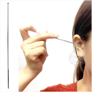 N313圓頭長耳扒-單支 [70615]挖耳屎.挖耳朵