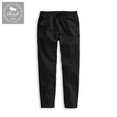 【Roush】 (情侶款)女生斜紋錐形褲 -【2025709-1】