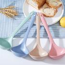 【BlueCat】北歐風環保小麥粒舀湯勺子 大湯匙