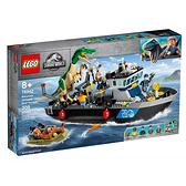 LEGO 樂高 Jurassic World 堅爪龍小艇脫逃_LG76942