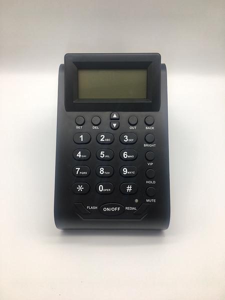 FORWARD 520 行銷專用電話機 雙孔培訓超強設計(含單耳耳機)