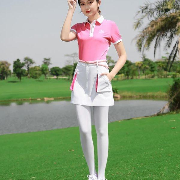 內搭褲 高爾夫服裝 女士防曬褲 冰絲打底褲 9分/踩腳襪子