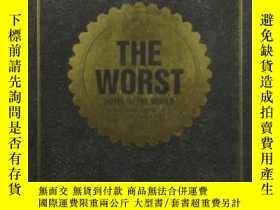 二手書博民逛書店The罕見Worst Hotel In The WorldY364682 Kesselskramer Boot