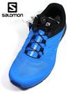 SALOMON 所羅門 (男) 越野跑鞋 Sense Pro 2 避震 抓地 輕量 -L39854200 靛青藍 [陽光樂活]
