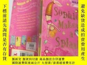 二手書博民逛書店Sophie罕見makes a Splash: 索菲引起轟動.Y200392