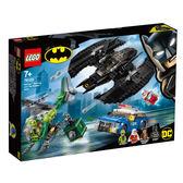LEGO樂高 蝙蝠俠系列 76120 Batman™ Batwing and The Riddler™ Heist 積木 玩具
