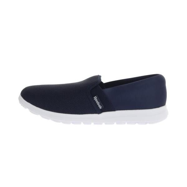 REEBOK SKYSCAPE BLISS 女鞋 懶人鞋 休閒 舒適 藍 白【運動世界】BS6254