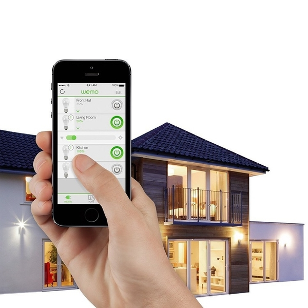 ::bonJOIE:: 美國貝爾金 Belkin WeMo Smart LED Bulb 智慧型燈泡 電燈 燈具 支援 iPhone / iPad / iPod / Android