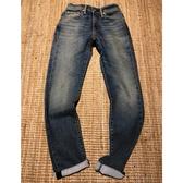 Levis 男款 511 低腰修身窄管牛仔長褲 / Warm Jeans保暖機能丹寧 / 日式水洗