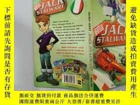 二手書博民逛書店Jack罕見Stalwart:secret agent:傑克堅定的:特務Y200392
