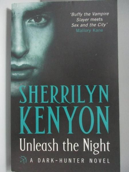 【書寶二手書T8/原文小說_ACV】Unleash The Night_Sherrilyn Kenyon