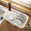 瀝水籃瀝水碗架廚房置物架收納架【創世紀生活館】