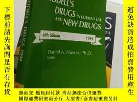 二手書博民逛書店Modell s罕見Drugs in Current Use a