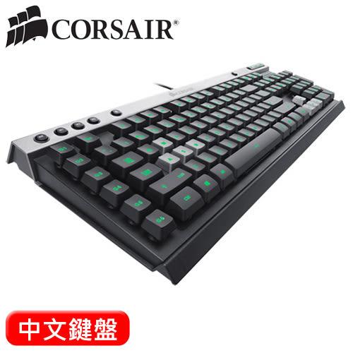 CORSAIR 海盜船 Raptor K40  RGB 薄膜式電競鍵盤