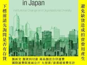 二手書博民逛書店Corporate罕見Governance In Japan: Institutional Change And