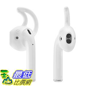 [106美國直購] 耳機耳塞 EarBuddyz 2.0 Apple Airpods and EarPods Covers and Hooks Attachment iPhone