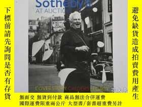 二手書博民逛書店SOTHEBYS罕見AT AUCTION WORLDWIDE H