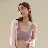 【蕾黛絲】衣絲無掛透氣內衣背心 M-EL(淘氣紫紅)