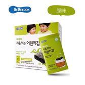 韓國 智慧媽媽 嬰幼兒海苔 原味