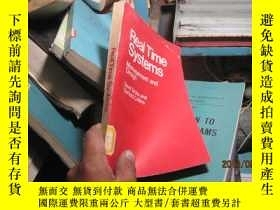 二手書博民逛書店7804罕見實時系統的管理和設計?real?time?syste