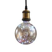滿天星3W RGB大圓燈泡