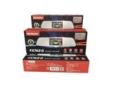 PAPAGO FX760G【送32G】雙鏡雙錄/後視鏡型/GPS測速/行車記錄器/倒車顯影