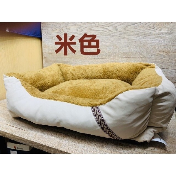📣此商品48小時內快速出貨🚀》DYY》四季長方形秋冬保暖寵物睡窩 睡床 37*45CM
